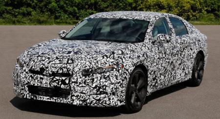 2018 New Honda Accord