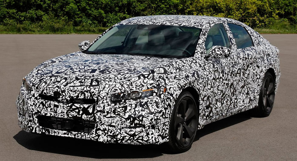Honda Teases 10th Gen Accord for July 14 Unveil
