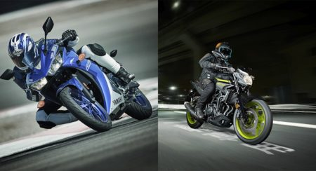 2018 Yamaha MT-03 - YZF-R3 Feature Image