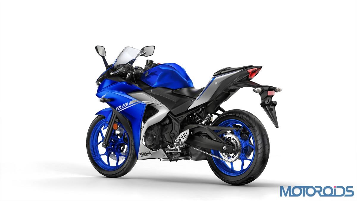 Yamaha Yzf R3 And Mt 03 Motoroids