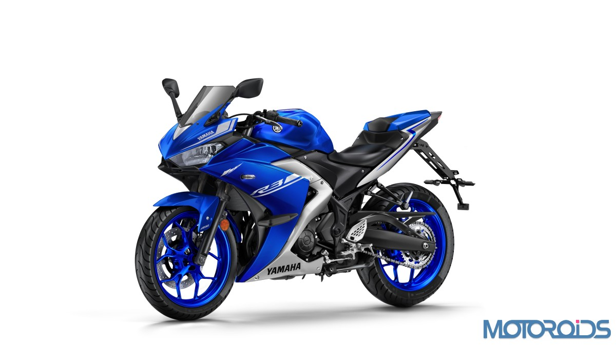 2018 yamaha yzf r3 abs india prices images tech specs for Yamaha yzf r3 price