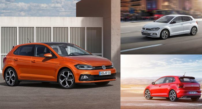 All-New 2017 Volkswagen Polo Unveiled : Details, Features, Tech Specs And Mega Image Gallery