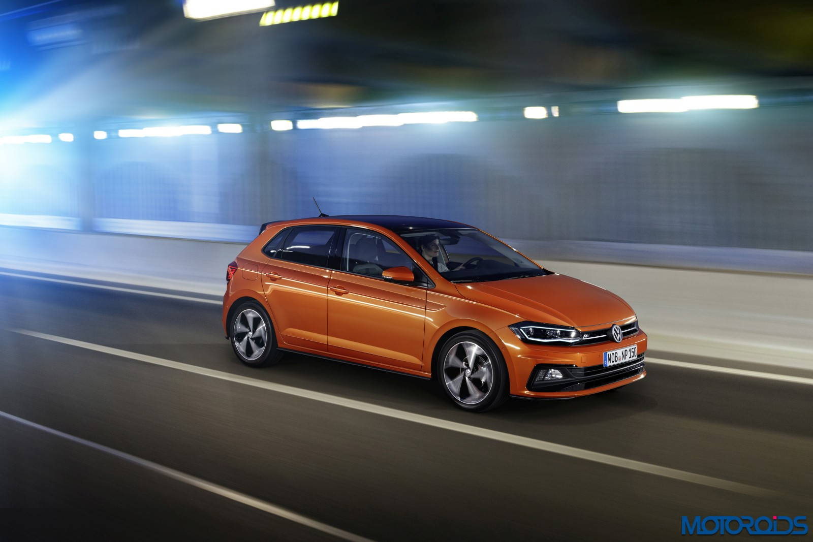 all new 2017 volkswagen polo unveiled details features tech specs and mega image gallery. Black Bedroom Furniture Sets. Home Design Ideas