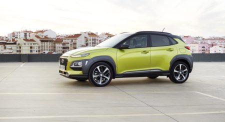 All-New 2018 Hyundai Kona - Exterior Stock (5)