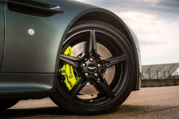 Aston Martin Vantage AMR alloy wheels