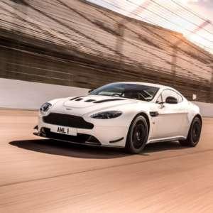 Aston Martin Vantage AMR front profile