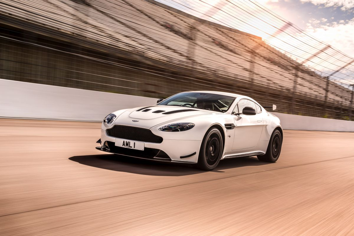 First all-electric Aston Martin to debut in 2019