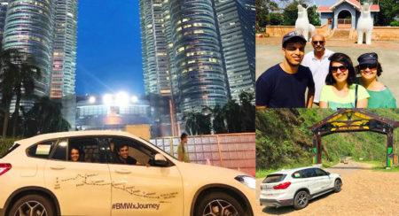 BMW X1 - Goa To Malaysia Drive - Feature Image
