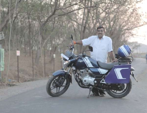 Bajaj V Invincible Indians Pothole Dada