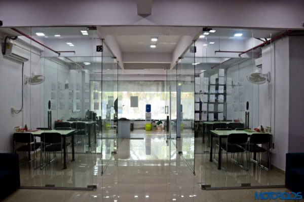 CARS24 office interior