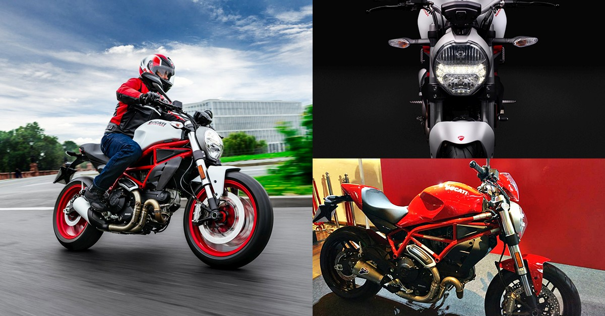 Ducati Monster 797 All You Need To Know Images