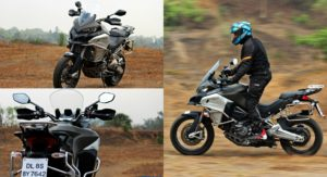 Ducati Multistrada 1200 Enduro Review : Exotic Explorer
