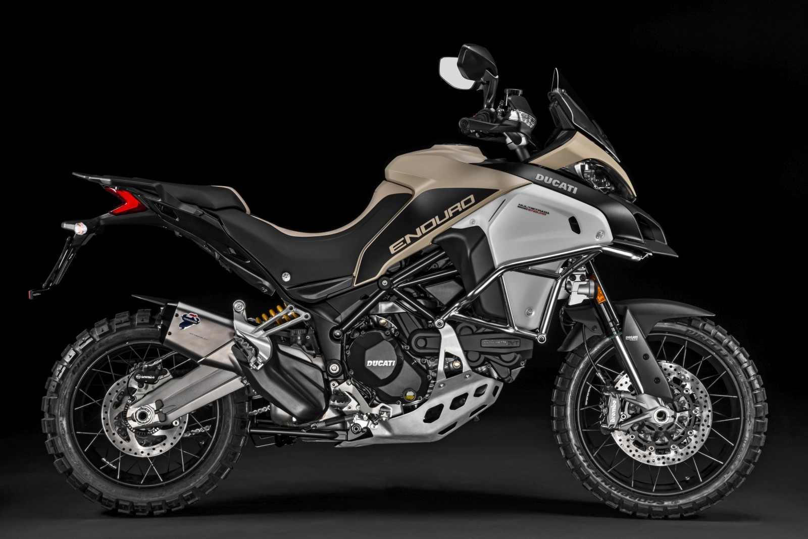 Ducati Multistrada 1200 Enduro Gets New Pro Version