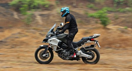 Ducati Multistrada 1200 Enduro - Riding Shots (6)
