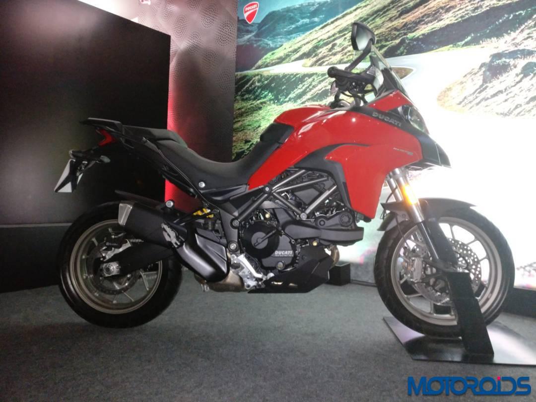 Ducati Multi... Ducati India 2017