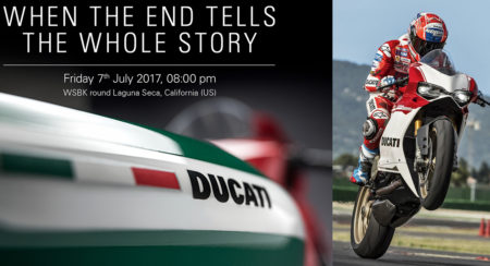 Ducati Panigale - Final Edition - Facebook Image New