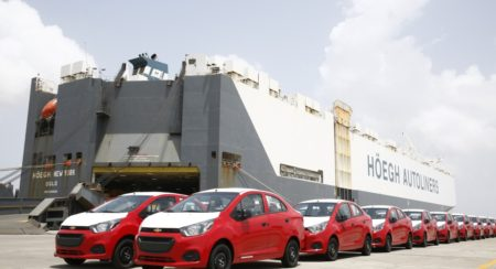 GM India starts regular shipment of Chevrolet Beat Sedan to Latin America