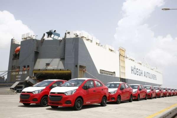GM India starts regular shipment of Chevrolet Beat Sedan to Latin America