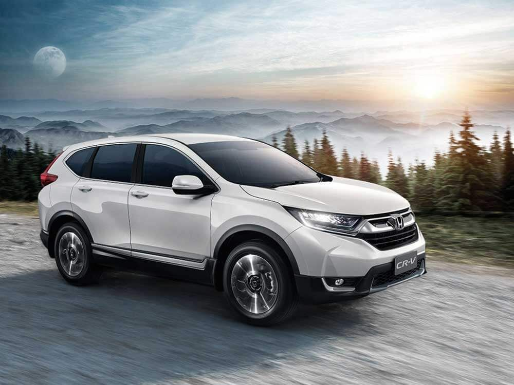 New honda cr v reportedly coming to india with diesel for Jeep compass vs honda crv