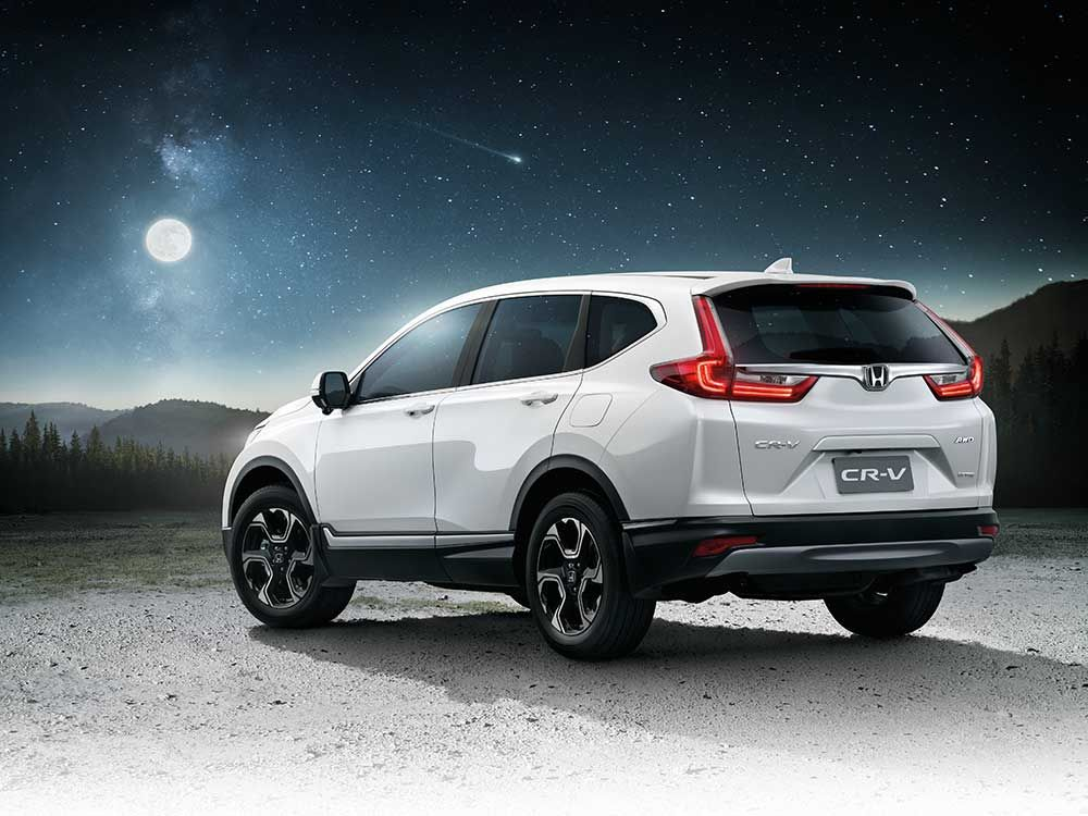 Honda CR-V Diesel India Launch Details Revealed