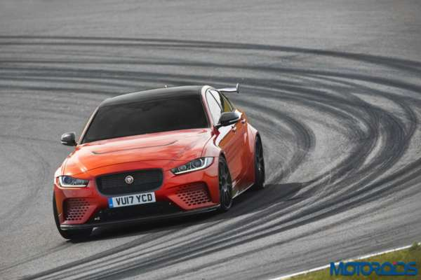 Jaguar XE SVO Project 8