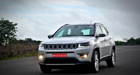 Made in India Jeep Compass Review Action Shots (10)