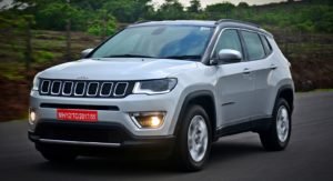 Made in India Jeep Compass Review Action Shots (50)
