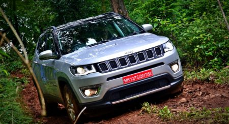 Made in India Jeep Compass Review Off roading shots (103)