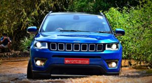 Made in India Jeep Compass Review Off roading shots (125)