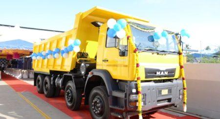 Man Trucks Inaugurates New Dealership In Chennai (1)