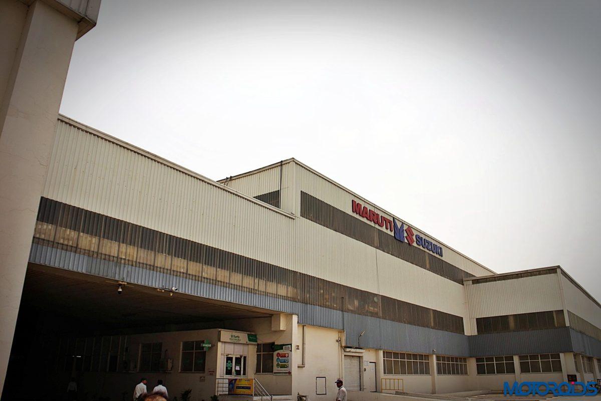 Maruti Suzuki Manesar plant Dzire production line (1)