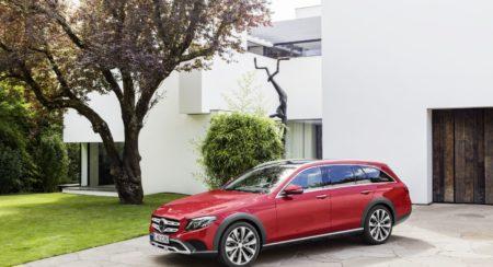 Mercedes-Benz E-Class - All Terrain