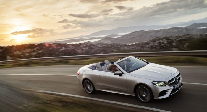Mercedes-Benz E-Class Gets New Variants, Rugged New All-Terrain And Luxurious Cabriolet