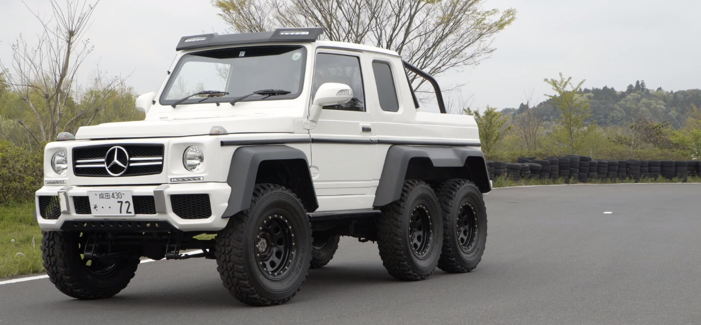 Mercedes Benz G63 Amg 6x6 Replica Costs Just Inr 5 75 Lakh