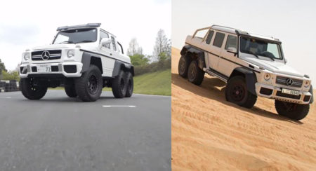 Mercedes-Benz G63 6x6 Replica - Facebook