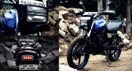 Modified Yamaha SZ - Dual Purpose Motorcycle - Facebook