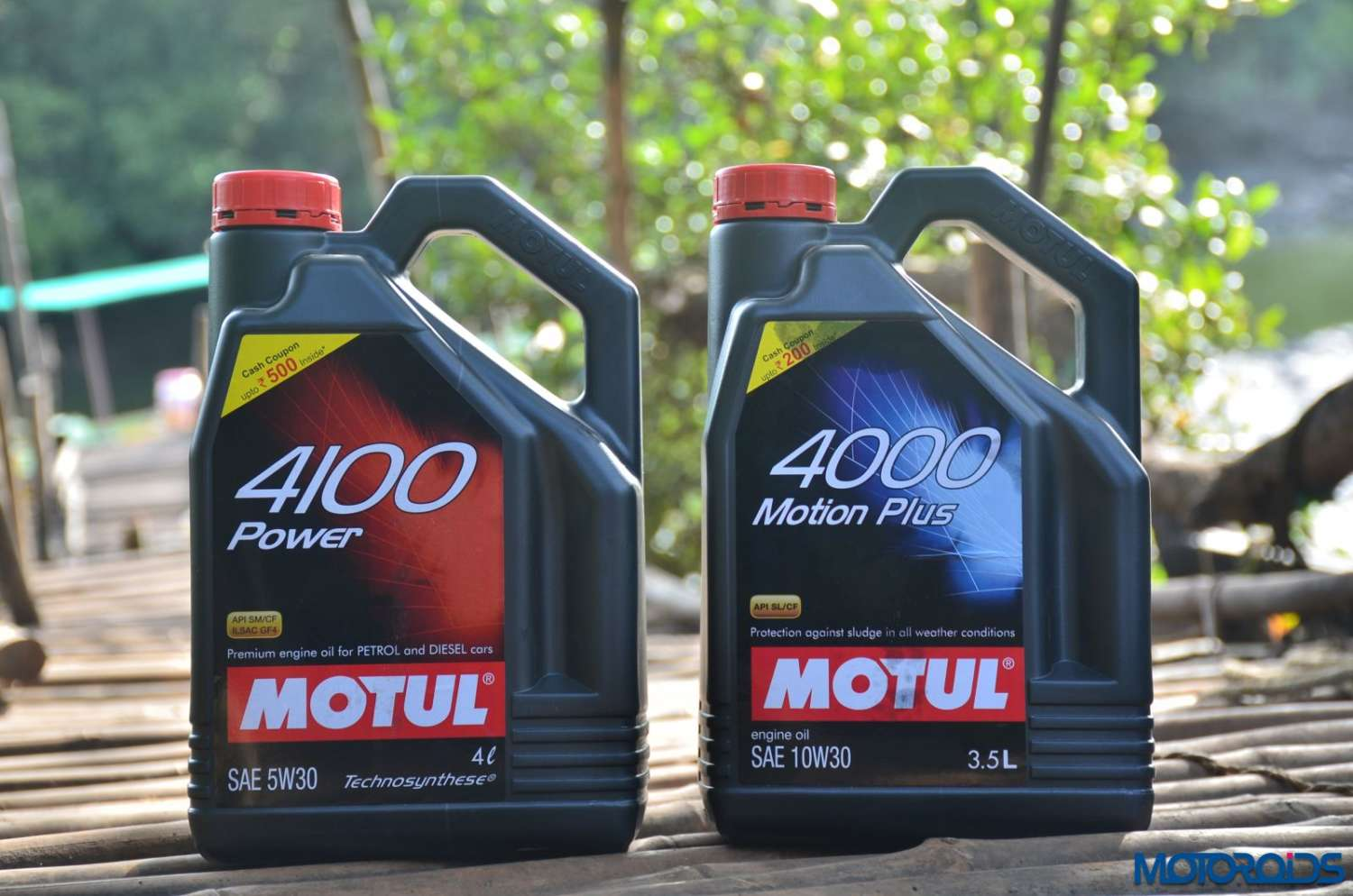 Motul All About Lubes : Why Choose 5w30 / 10w30 Over 20w50 For Your Cars? | Motoroids
