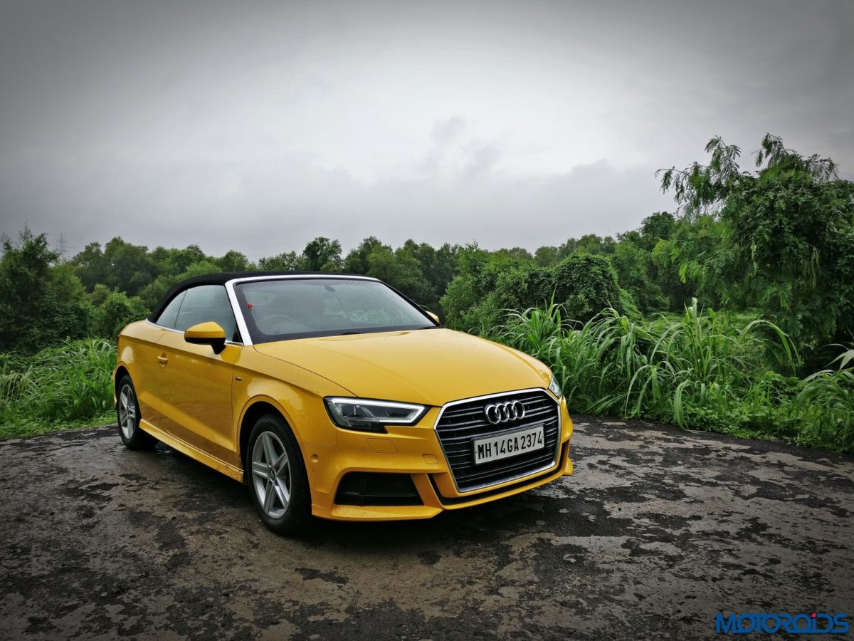 New 2017 Audi A3 Cabriolet facelift front (1)