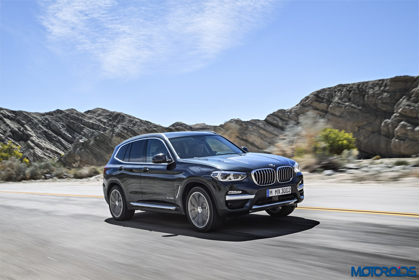 India Bound 2017 Bmw X3 Unveiled Details Features