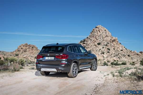 New BMW X3 (34)