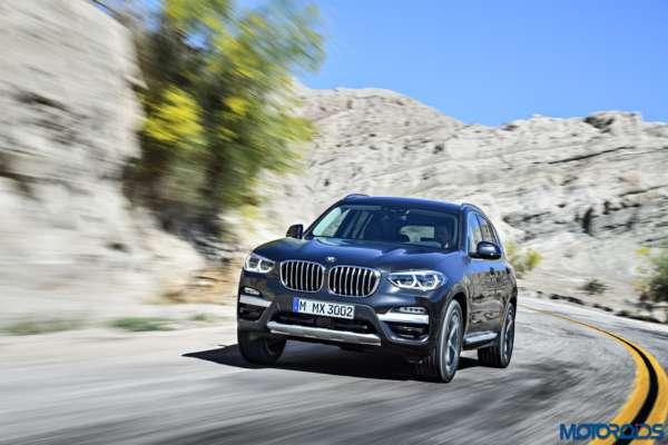 New BMW X3 (40)