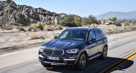 New BMW X3 (41)