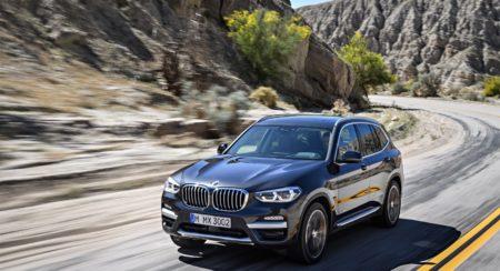 New BMW X3 (42)
