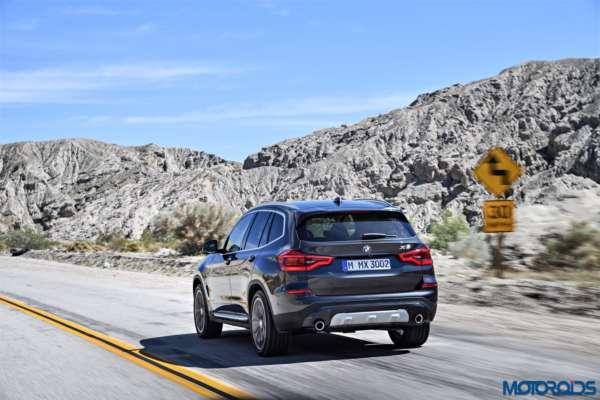 New BMW X3 (43)