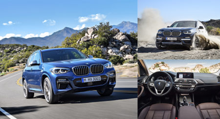 New BMW X3 - Facebook