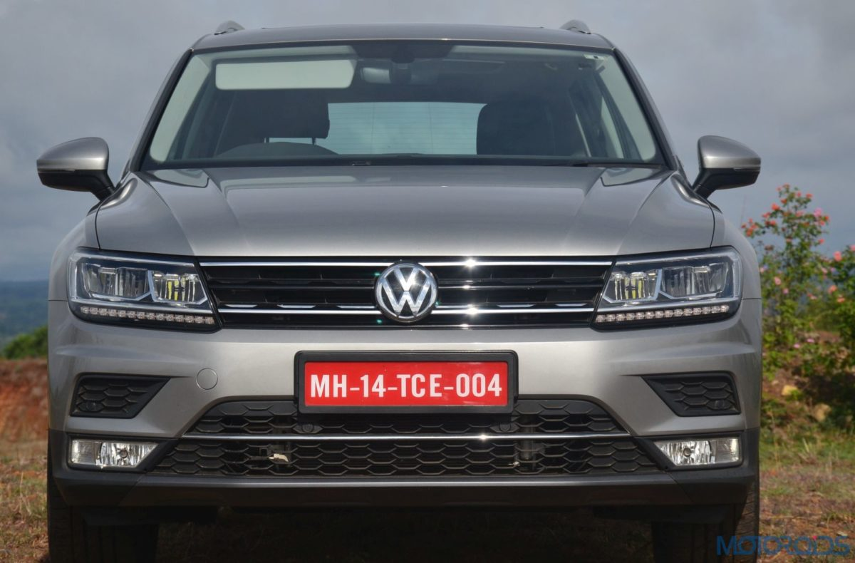 New Volkswagen Tiguan Review (90)