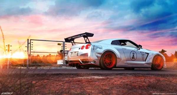 Nissan-GT-R-Matte-Silver-Chrome-wrap-600x324
