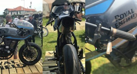 Royal Enfield Continental GT _ Surf Racer - Feature Image