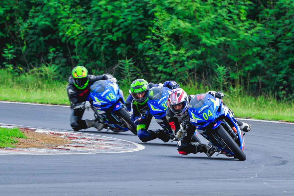 Suzuki Gixxer Cup (1)