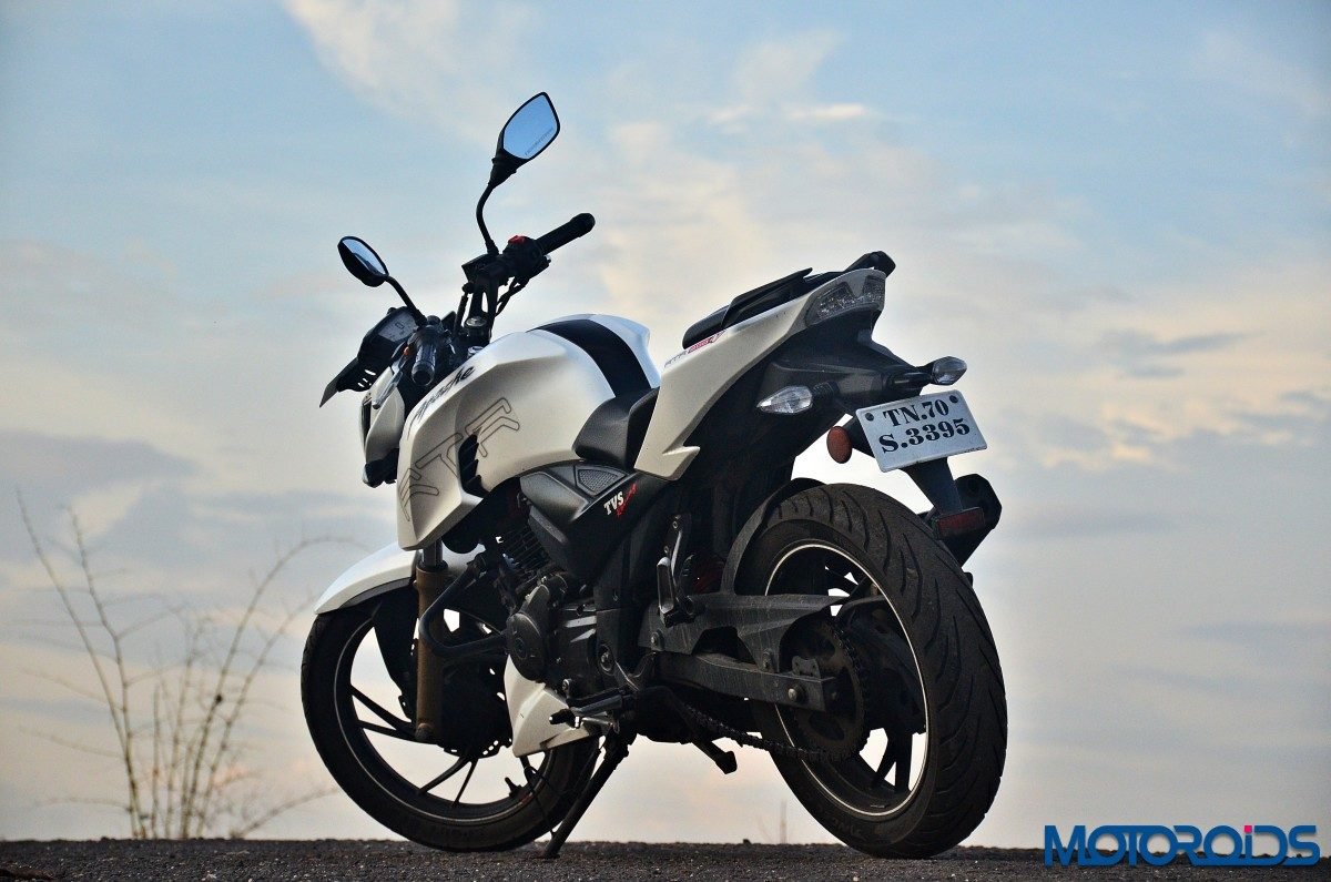 TVS Apache RTR200 4V – 12000 KM Long Term Review (11)